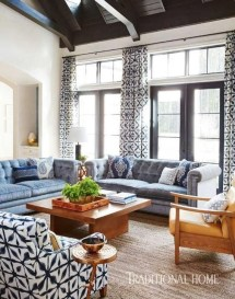 Magnifgicent Traditional Living Room Designs05