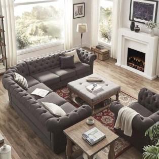 Magnifgicent Traditional Living Room Designs20