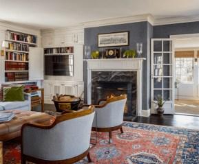 Magnifgicent Traditional Living Room Designs22