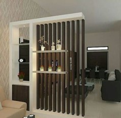 Modern Living Room Partition Ideas05