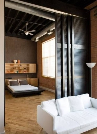 Modern Living Room Partition Ideas24