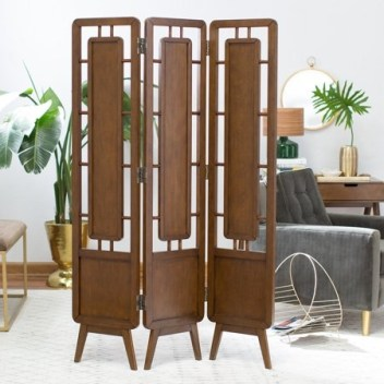Modern Living Room Partition Ideas32