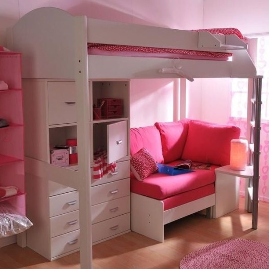 Amazing Bed For Small Space Ideas20