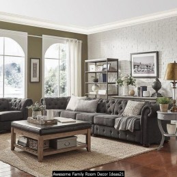Awesome Family Room Decor Ideas21