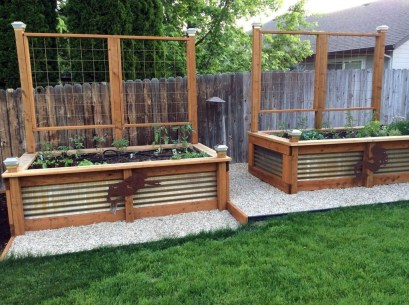 Lovely Backyard Garden Design Ideas06