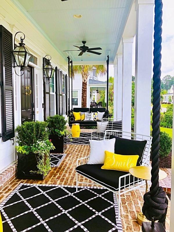 Unique Porch Decoration Ideas17