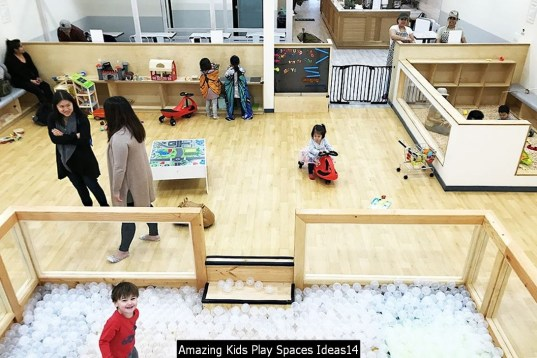 Amazing Kids Play Spaces Ideas14