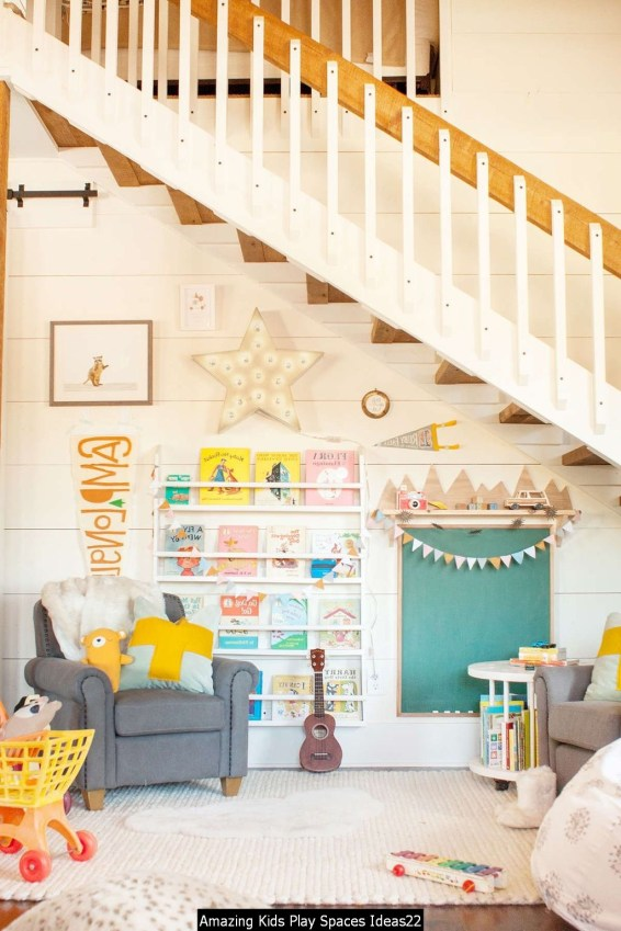 Amazing Kids Play Spaces Ideas22