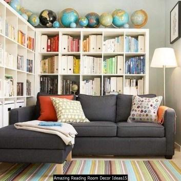 Amazing Reading Room Decor Ideas15
