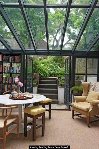 Amazing Reading Room Decor Ideas21