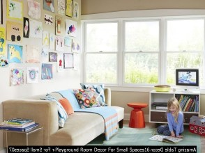 Playground Room Decor For Small Spaces16