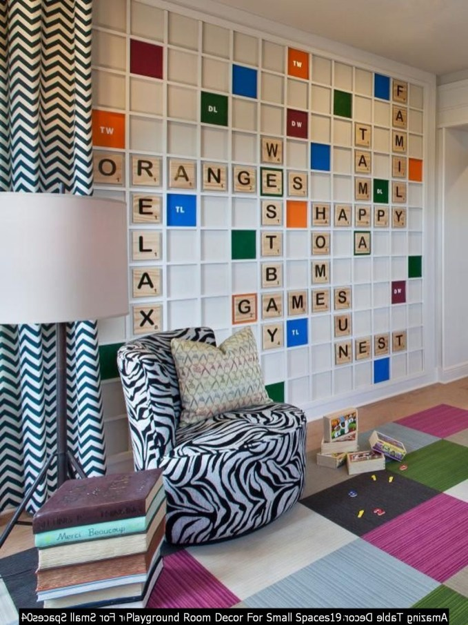 Playground Room Decor For Small Spaces19