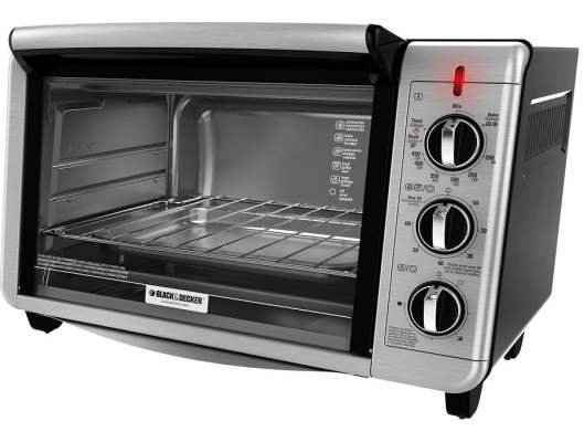 Black + Decker Air-frying Toaster Oven