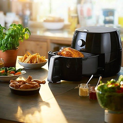 Philips Viva Collection XXL Twin TurboStar Airfryer