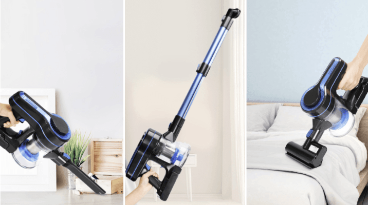APOSEN Cordless Vacuum Cleaner Upgraded Brushless 1 1