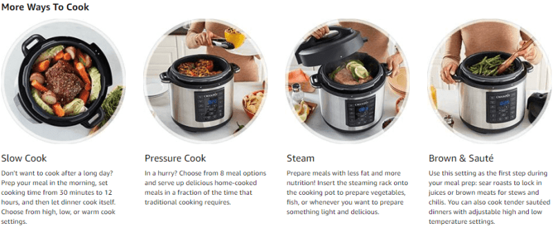 crock pot electric pressure cooker