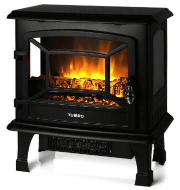 TURBRO Suburbs TS20 Electric Fireplace Heater