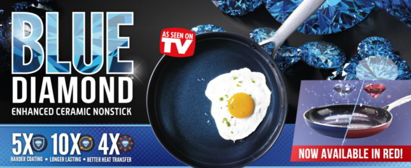 Blue Diamond CC001951-001 Cookware-Set