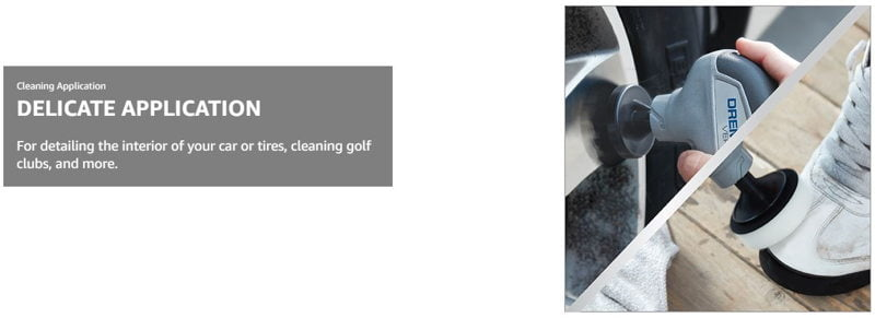 Dremel PC10-01 Versa Cleaning Tool