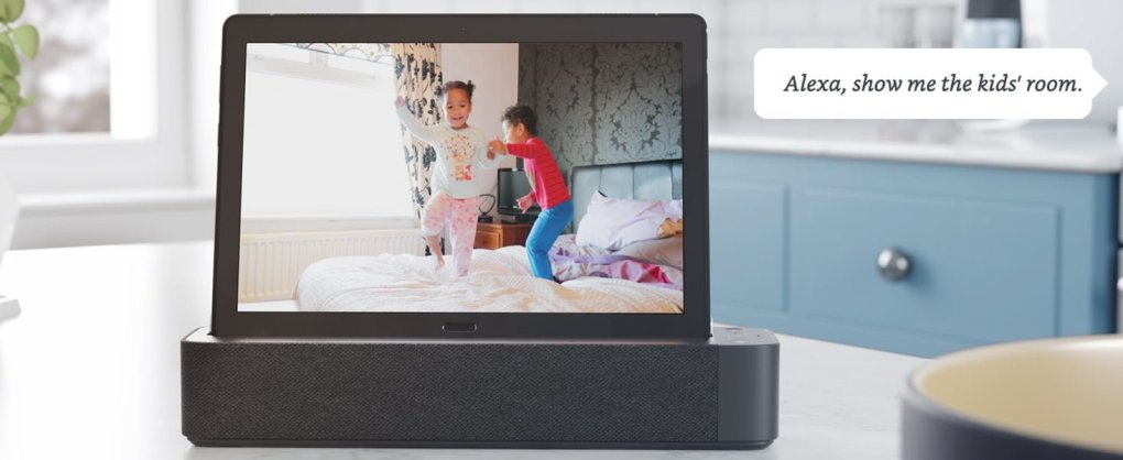 Lenovo Alexa-Enabled Android Smart Tablet