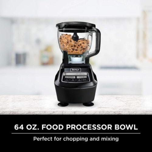 Ninja Mega Kitchen Blender, Food Processor