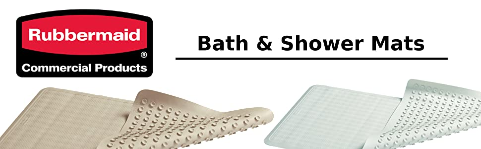 Safti-Grip Rubbermaid Commercial Bath Mat