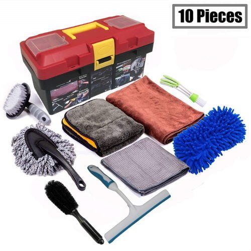 Snow Eagle-L Car Cleaning Tools Kit