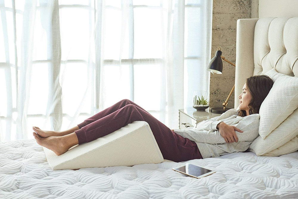 Brentwood Home Zuma Therapeutic Wedge Pillow