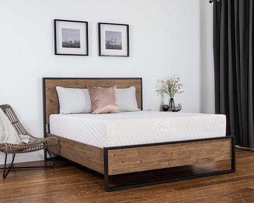 Dreamfoam Bedding Chill 14 Gel Memory Foam Mattress