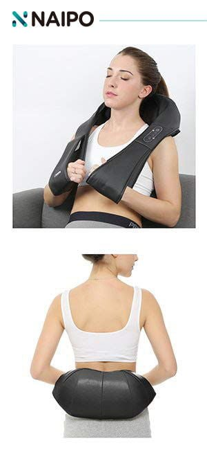 Naipo Shiatsu Back and Neck Massager 2