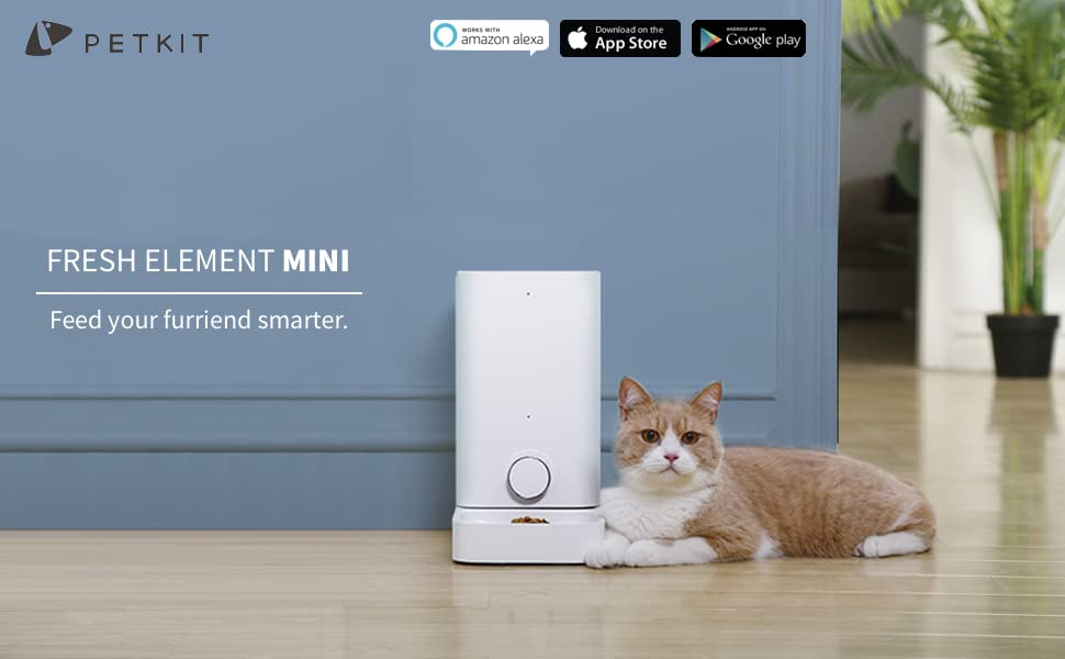 PETKIT Automatic Pet Feeder