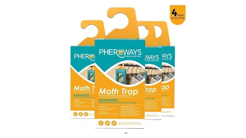 Pheroways Clothes Moth Traps