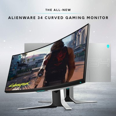Alienware NEW Curved 34 Inch