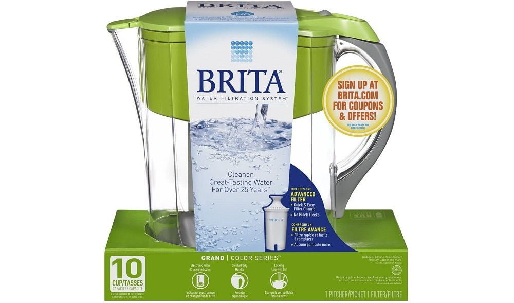 10 Cup Water Filter