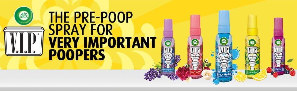 Air Wick VIP Pre Poop Spray