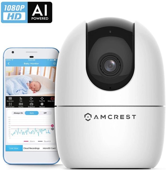 Amcrest Smart Home WiFi Camera 1