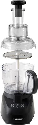 Black Decker Food Processor