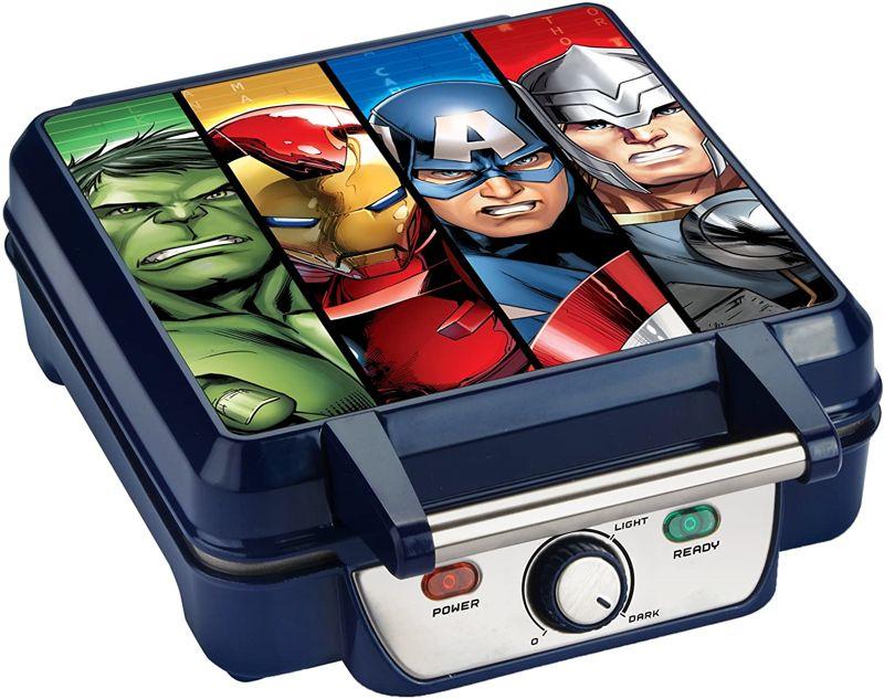 Marvel MVA 281 Avengers Waffle Maker