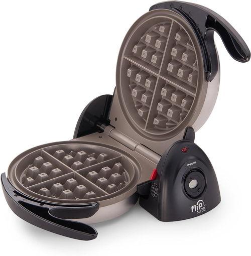 Presto 03510 Ceramic FlipSide Belgian Waffle Maker 1