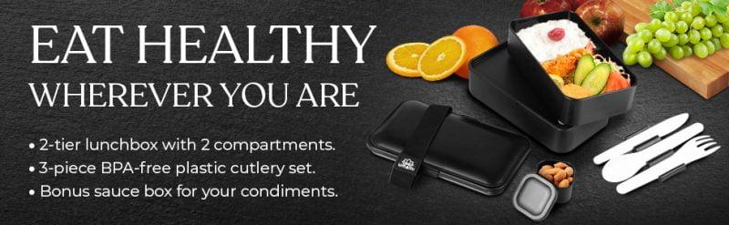Umami Premium Bento Lunch Box for Adult