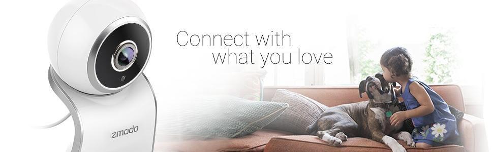 Zmodo Smart Home WiFi Camera
