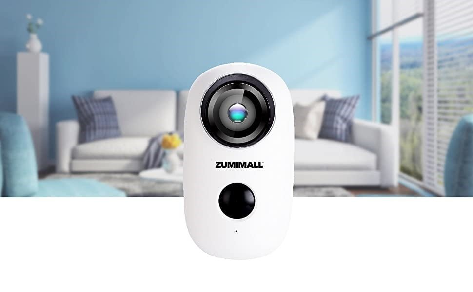 Zumimall Smart Home WiFi Camera