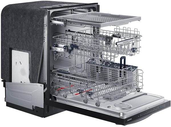 Samsung Appliance DW80K7050UG Best Dishwasher