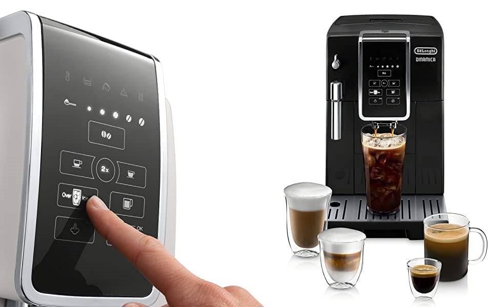 DeLonghi Dinamica features