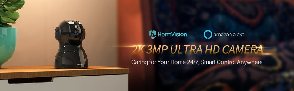 heimvision smart home wifi camera
