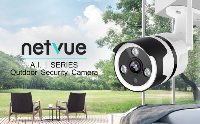 netvue smart home wifi camera