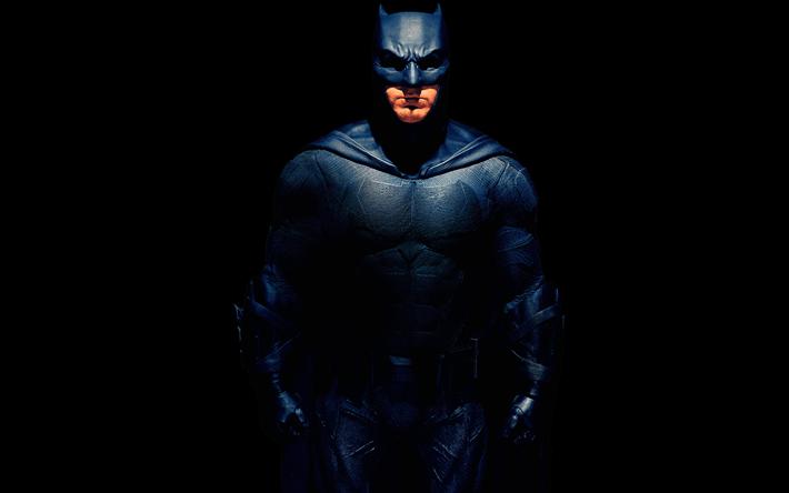Scarica Sfondi 4k, Batman, Il Supereroe, 2017 Film Justice
