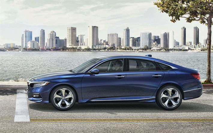 From wild and crazy accessories that stand out in a crowded car show. Download Wallpapers Honda Accord 2020 Exterior Side View I Vtec Blue Sedan New Blue Accord Japanese Cars Honda For Desktop Free Pictures For Desktop Free
