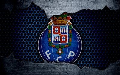 Free Download Beautiful Wallpapers With Quotes Download Wallpapers Fc Porto 4k Logo Primeira Liga