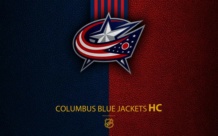 Columbus Blue Jackets Logo Desktop